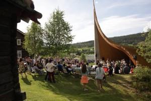 Harpa på Hagenjordet