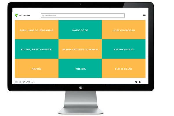 Os, Røros og Holtålen lanserer nye kommunale nettsider!