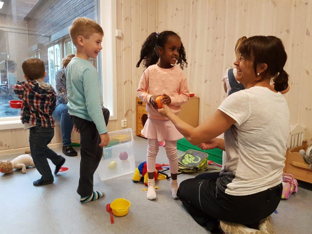 Ny barnehage i Os kommune