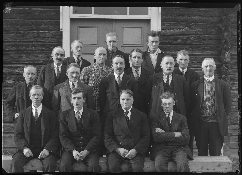 Os herredstyre 1937