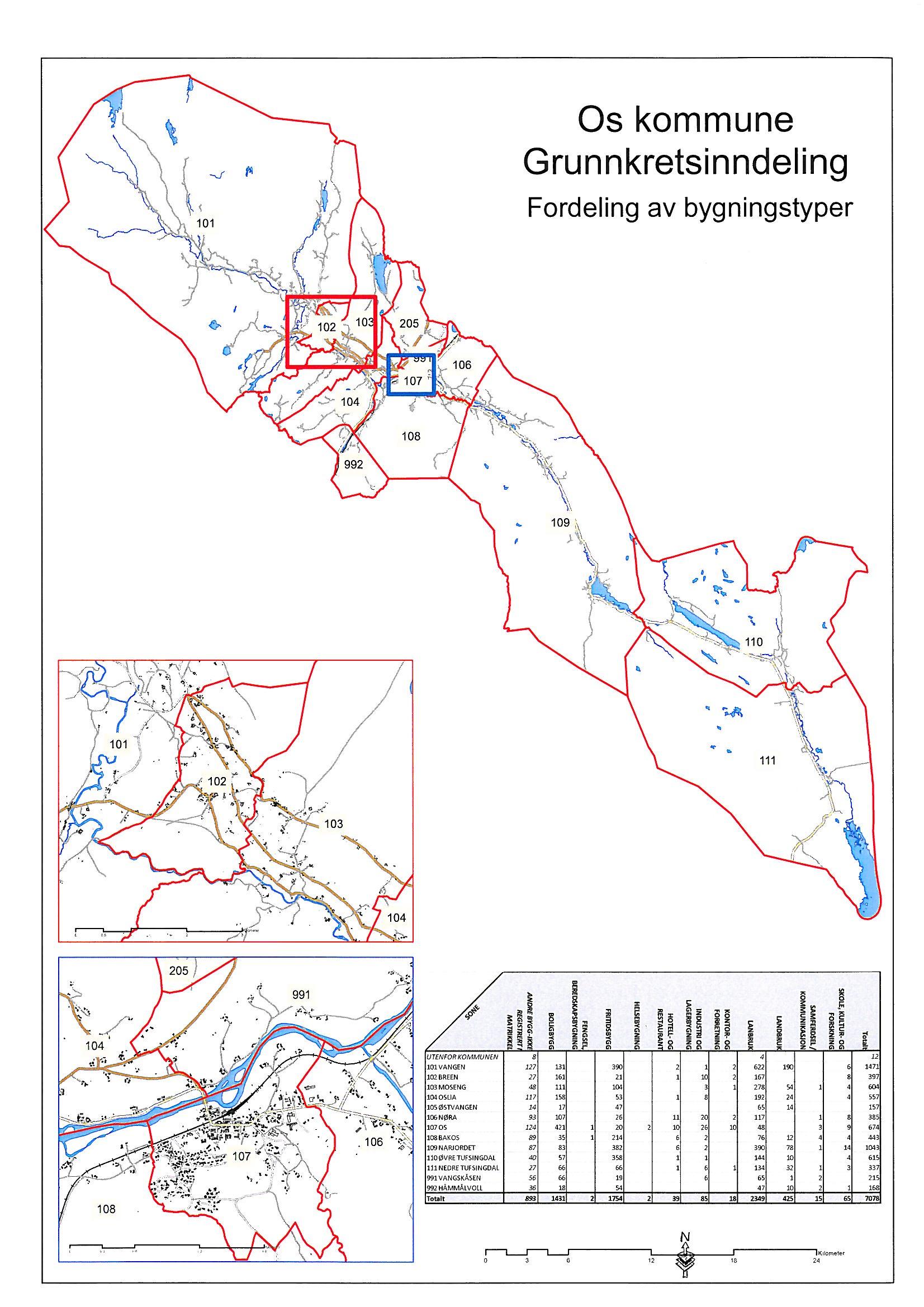os kommune hedmark kart Eiendomsskatt 2017   retningslinjer   kart   informasjon   Os kommune os kommune hedmark kart