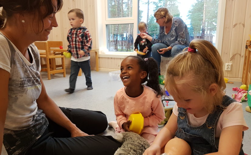 Ny barnehage i Os kommune åpnet!