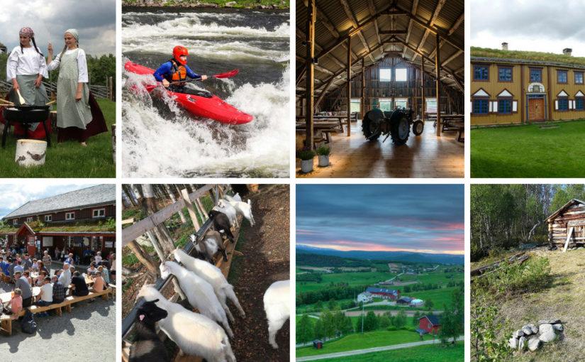 8 ting du kan gjøre i Os i sommer