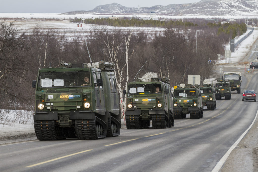 NATO-øvelse Os kommune Informasjon