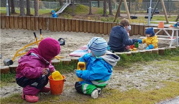 Søk barnehageplass høsten 2019