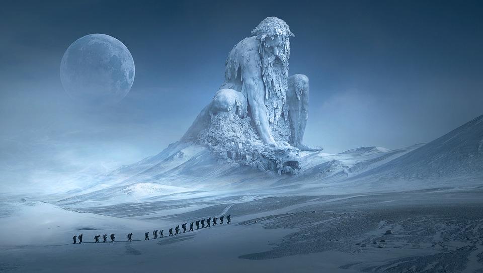 Eventyr Kong Vinter