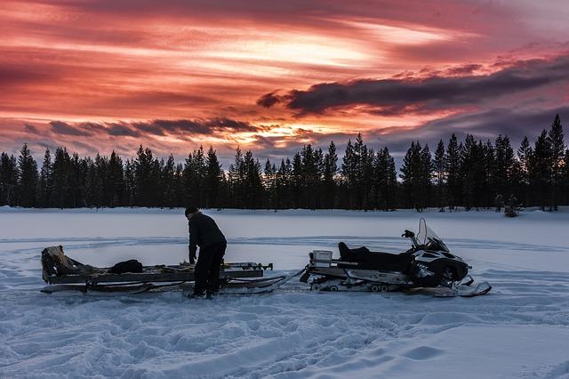Privat snøscooterkjøring til hytter videreføres