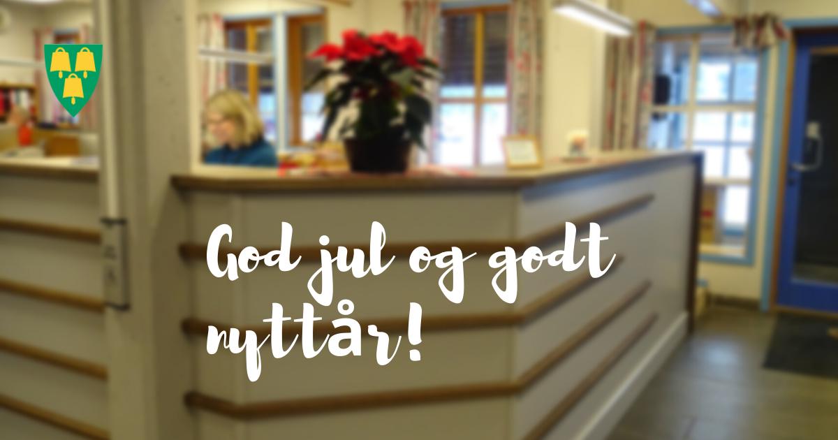 God jul og godt nyttår - Os kommune 2020