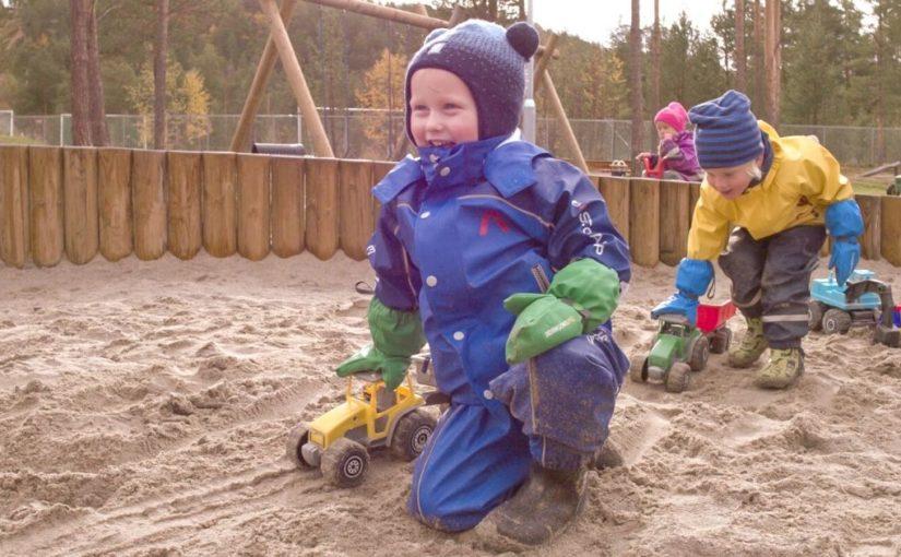 Søk barnehageplass innen 1. mars