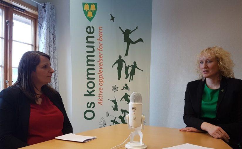 Koronaviruset: status fra Os kommune onsdag 1. april