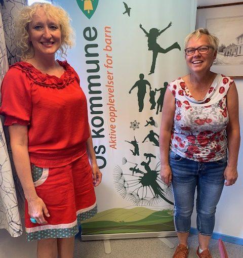 Marit Gilleberg ny kommunedirektør i Os kommune