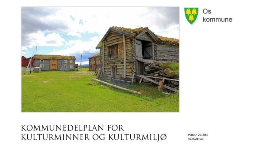 Kulturminneplan for Os kommune