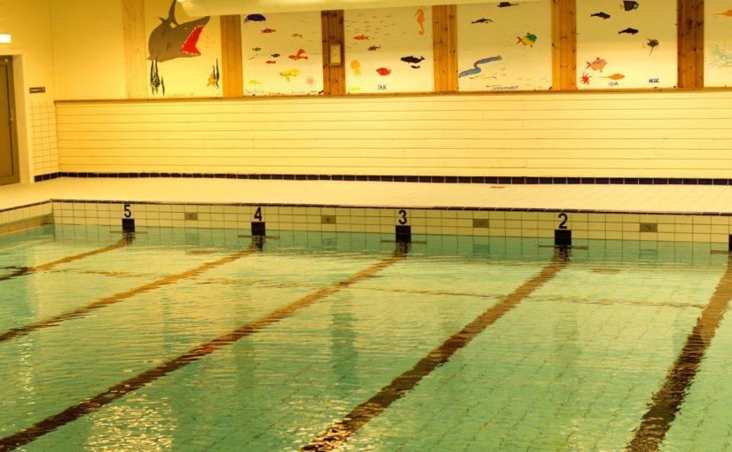 Svømmehallen har åpnet ny sesong