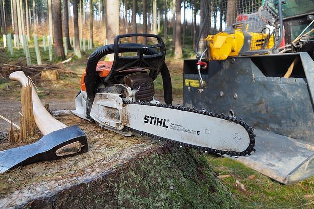 Skogbruksverktøy