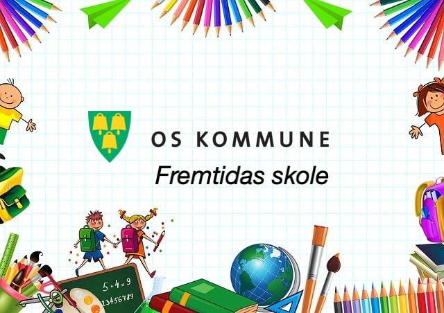 Invitasjon til grendemøter om Framtidas skole i Os kommune