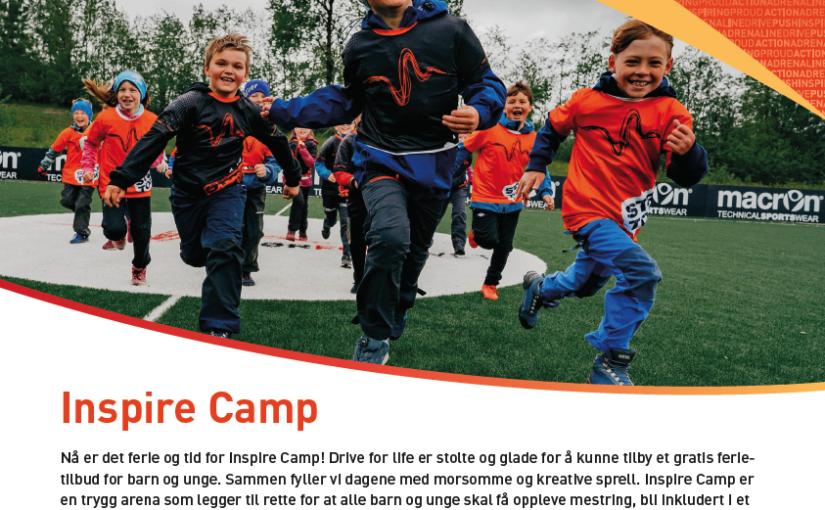 Inspire Camp!