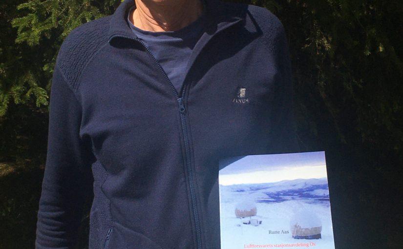 Rune Aas gjev ut bok om NATO-anlegget på Håmmålsfjellet